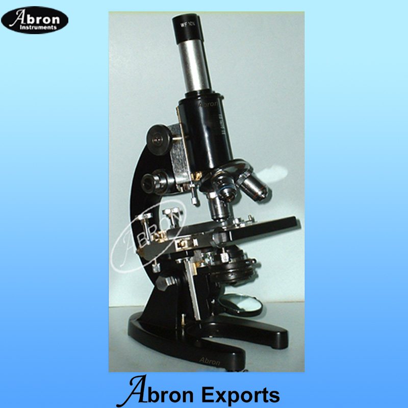how to clean oil immersion microscope